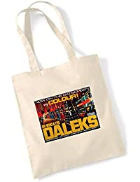 Dr Who and The Daleks TOTE BAG