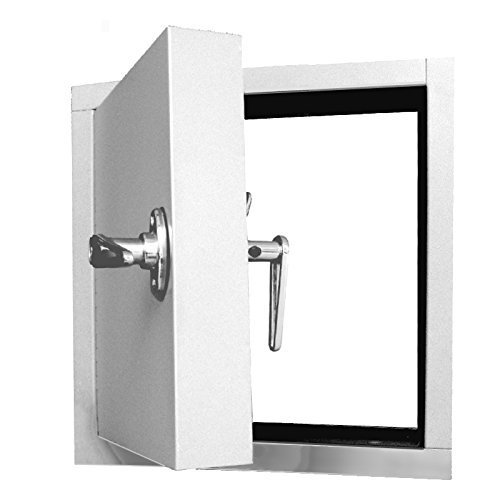 XPA - 12 x 12 WEATHER-RESISTANT FLUSH ACCESS PANEL by JL Industries - Access-panel 12x12