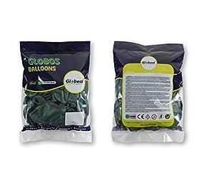 Globest- Globos de fiesta, Color verde (Festival 50209)