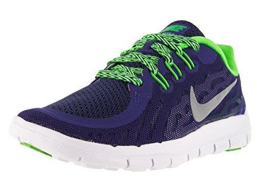 Nike 'Free 5' Sportschuhe Blau