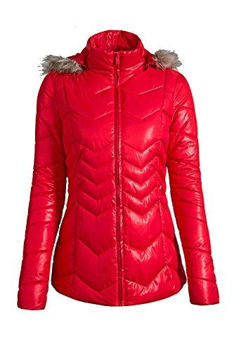 MILEEO Manteaux à Capuche Blouson Veste Jacket Manches Longues Hoodie Hoody Outwear Automne Hiver Slim Fit