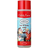 Childs Farm hair & body wash organic sweet orange 250ml