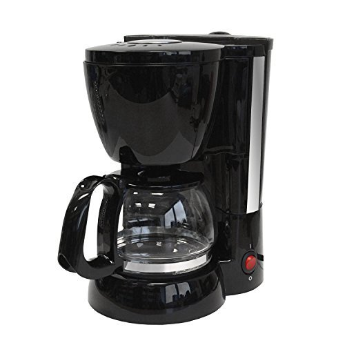 Keramikpecher 12V//125W Dauerfilter Keramik-Becher All Ride Kaffeemaschine f/ür 1 Tasse