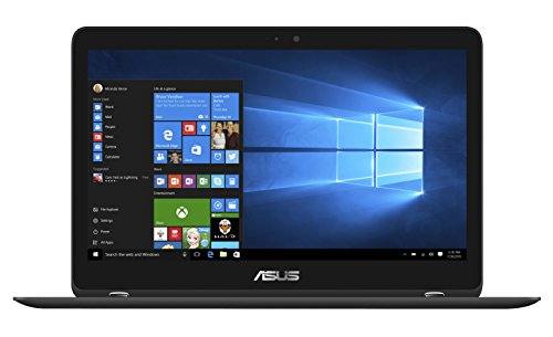 PC Portable - ASUS Zenbook Flip UX360UAK-BB323T Noir - Intel Core i5-7200U...