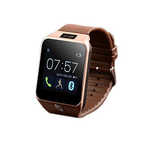 Smartwatch Bluetooth Sports Armbanduhr f. Iphone 6plus iphone 6 5s 4s,Samsung HTC Android Smartphone