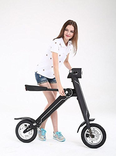 Hammer K1 Faltbares E-Bike mit Straßenzulassung - 3