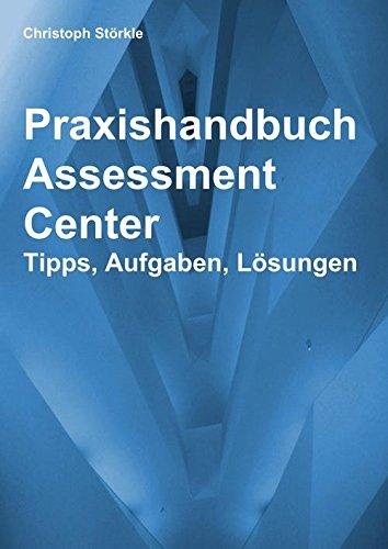 Buchseite und Rezensionen zu 'Praxishandbuch Assessment Center' von Christoph Störkle
