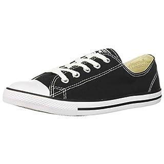Converse Damen All Star Dainty Ox Sneaker, Schwarz (Noir), 37 EU