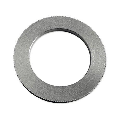 Eberhard 979re3016Anillo reductores moleteados para sierra circular de acero, 30/16mm
