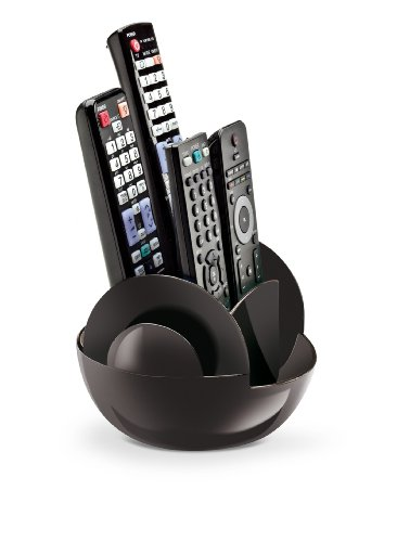 Meliconi 458100 - Portamandos giratorio, 4 mandos