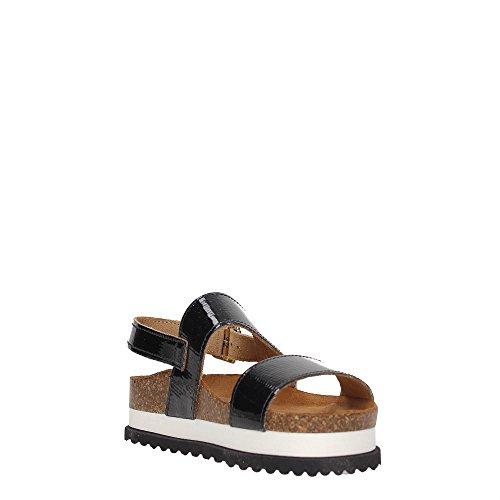 Fornarina PE17RZ1014G000 Sandalo Donna Black