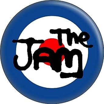 The Jam - Mod Target Logo - 1