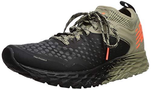 New Balance Fresh Foam Hierro v4, Scarpe da Trail Running Uomo, Nero Black, 43 EU