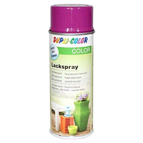 DUPLI-COLOR 471001 Lackspray 400ml Purpur glänzend/RAL 4006