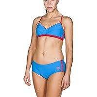 arena Damen Sport Bikini Hyper (Schnelltrocknend, UV-Schutz UPF 50+, Chlor-/Salzwasserbeständig)