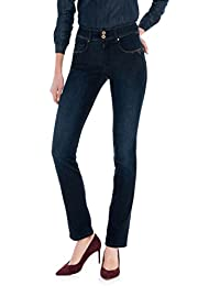 Salsa Push In Secret Slim Jeans With Diamante