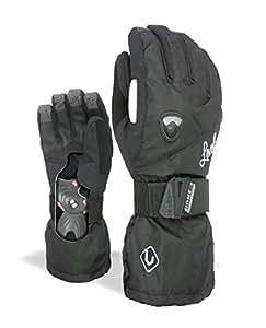 Level Damen Handschuhe Butterfly W, Black, 6, 8033706976340