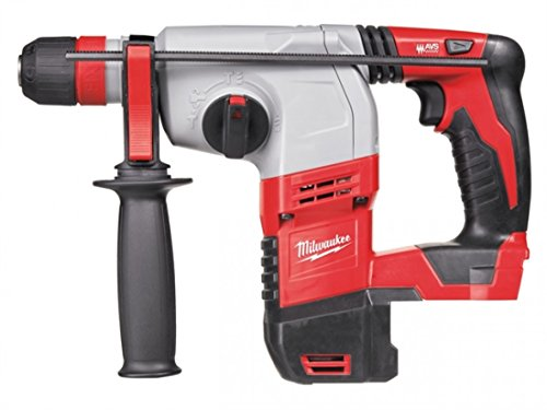 Milwaukee M18 HD18 hx-0 Robuste SDS + 3 Mode Rotary Hammer & FIXTEC (Sds Cordless Hammer)