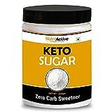NutroActive Keto Sugar Zero Carb Sweetener- 250g