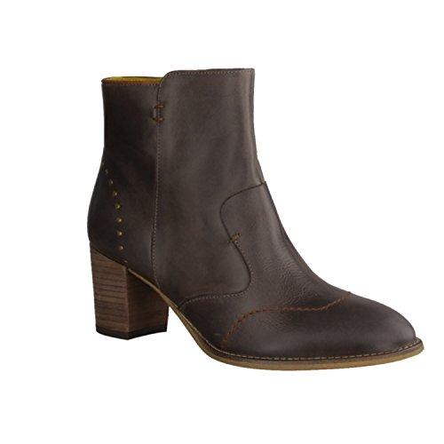Kickers ,  Scarpe stringate donna Marrone (marrone)