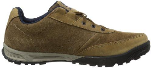Timberland Ek Pembroke Low Dark Dark Brown, Chaussures de randonnée homme Marron - Marron foncé