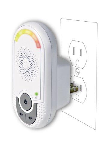 Motorola MBP 8 Babyphone, Digitales Wireless Babyfon, Mit Nachtlicht und DECT-Technologie, Zur Audio-Überwachung, Weiß - 9