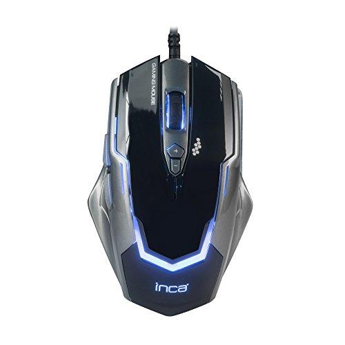 Preisvergleich Produktbild INCA IMG-397 Gaming Mouse 4000DPI