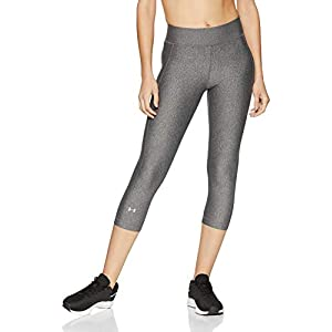 Under Armour Damen Ua Hg Capri Caprihose