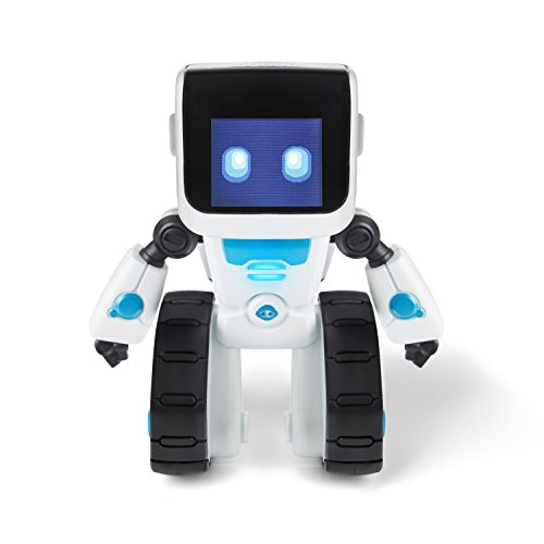 41ioIZV49BL - Wow Wee- Robot Inteligente Programable, Color Blanco, S (WowWee 0802)