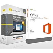 Microsoft® Office 2016 PRO (Professional Plus) DVD mit original Lizenz. S2 Software-Box. Papiere & Zertifikate. Alle Sprachen 32 & 64bit