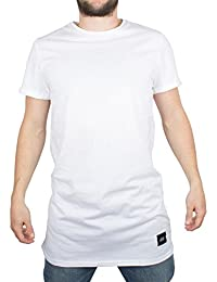 T-shirt uni long Sixth June blanc 1896C