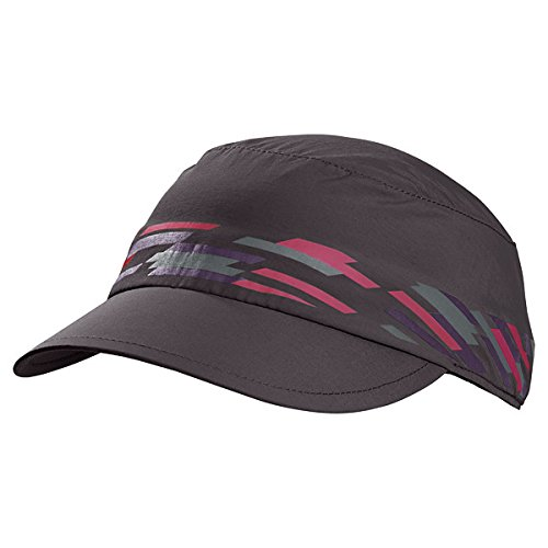 JACK WOLFSKIN Casquette SUPPLEX CAP WOMEN dark steel