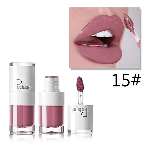 Sehr Sexy Lip Palette (Matte Lipgloss Sexy Flüssiger Lippenstift Wasserdichte Langanhaltende Feuchtigkeitscreme Professionelle Lippenbalsam Make-up)