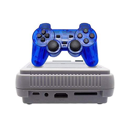 Beige-moderne-tapete (z-/uiefr SX-86 Spielekonsole Classic System Retro Handheld TV Spiele Double Controller In 1000 Spielen gebaut 16 32 GB NEO, GBA, SFC, MD, FC PS1 kompatibel. Unterstützt MP3, MP4, E-Books (EU))