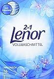 Lenor Vollwaschmittel Pulver Aprilfrisch, 16Waschladungen