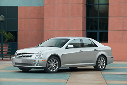 cadillac-sts-customized-36x24-inch-silk-print-poster-seda-cartel-wallpaper-great-gift
