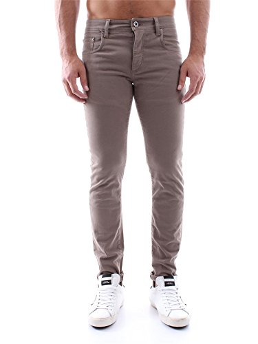 CAMOUFLAGE AR AND J. BS BETTER 17 GR CACAO PANTALONE Uomo CACAO 32