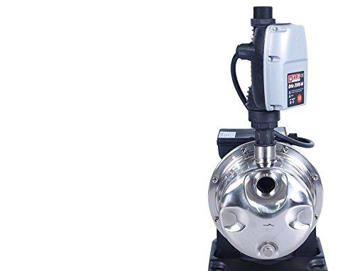 T.I.P. 31193 Hauswasserautomat Edelstahl HWA 4500 Inox - 2