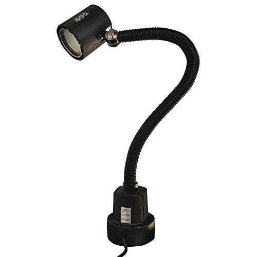 Viwanda LED Arbeitsleuchte mit Schwanenhals & Magnetfuß 220V