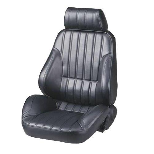 Preisvergleich Produktbild Scat Crankshafts 80-1000-51L Rally Recliner Seat - LH - Black Vinyl
