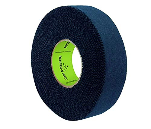 Renfrew Schlägertape Pro Balde Cloth Hockey Tape 24mm f. Eishockey 25m (schwarz)