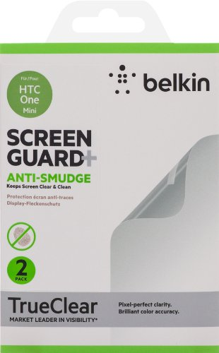 Belkin F8M693VF2 Screen Overlay ONE MINI ANTI SMUDGE2 (Belkin Mini Screen Protector)