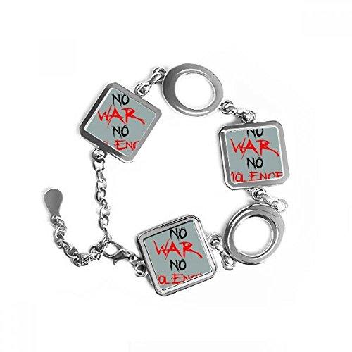DIYthinker Femmes Bijoux Chain Bracelet en métal