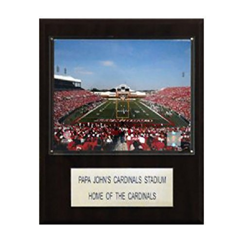 ncaa-football-papa-johns-cardinal-stadium-stadium-plaque-by-ci-collectables