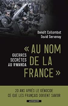 """ Au nom de la France "" par [COLLOMBAT, Benoît, SERVENAY, David]"
