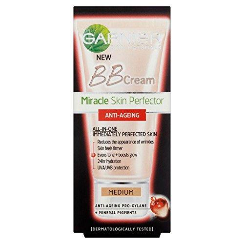 Garnier Wunder Haut Perfektor Anti Age Bb Cream - Medium (50 Ml)
