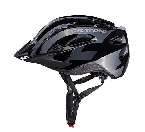 XXL Fahrradhelm C-Stream black glossy 59 - 65 cm Cratoni