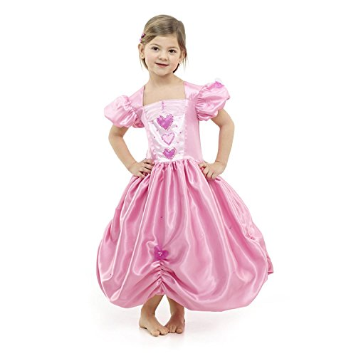 Rosa Prinzessin Kostüm Karneval