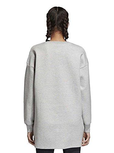 adidas Originals CD6921 Sweatshirt Frauen Grau