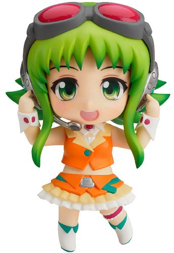 Nendoroid virtual vocalist Megpoid GUMI (non-scale ABS...